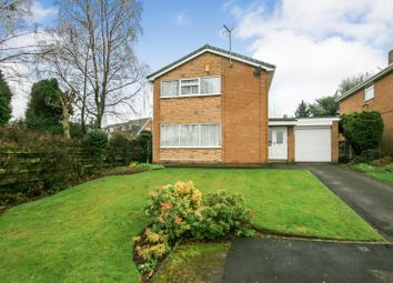 Thumbnail 4 bed detached house for sale in Repton Place, Dronfield Woodhouse, Derbyshire