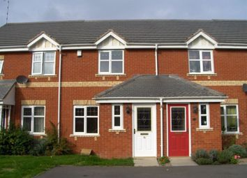 Thumbnail 2 bedroom terraced house to rent in Witnell Road, Daimler Green, Coventry