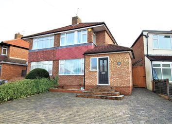 Thumbnail 3 bed semi-detached house for sale in Langley Avenue, Hemel Hempstead