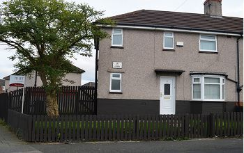 Thumbnail 3 bed semi-detached house to rent in Deverill Road, Birkenhead
