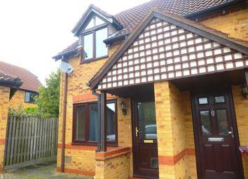 Thumbnail 2 bed property to rent in Marwood Close, Furzton, Milton Keynes