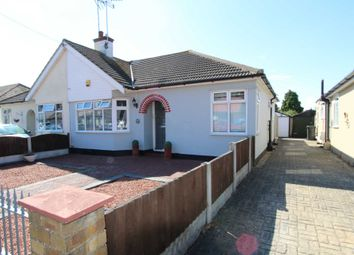Thumbnail 2 bed semi-detached bungalow for sale in Wells Avenue, Southend-On-Sea