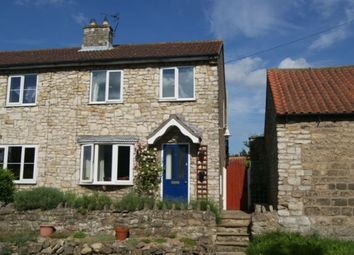 Thumbnail 3 bedroom semi-detached house to rent in Main Street, Amotherby, Malton
