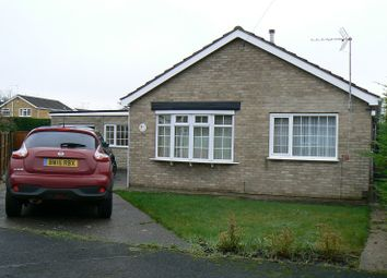 Thumbnail 4 bed bungalow to rent in Asheridge, Branston, Lincoln, Lincolnshire.