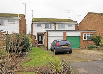 Thumbnail 3 bedroom semi-detached house for sale in Hazeldell, Watton At Stone, Hertford