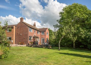 Thumbnail 6 bed detached house for sale in Newcastle Road, Loggerheads, Market Drayton