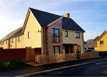 Thumbnail 3 bed end terrace house for sale in Bisley Crescent, Cambridge