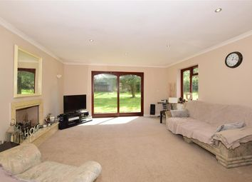 Thumbnail 4 bed bungalow for sale in Usherwood Close, Tadworth, Surrey