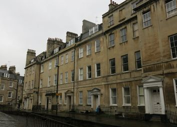 Thumbnail 2 bed flat to rent in Brunswick Place, Bath