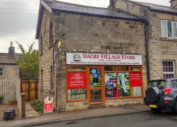 Thumbnail Retail premises for sale in Harrogate, North Yorkshire