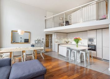 Thumbnail 3 bedroom flat for sale in Linstead Street, West Hampstead, London
