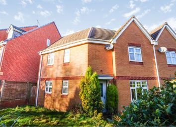 Thumbnail 3 bed semi-detached house for sale in Marigold Walk, Nuneaton