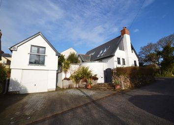 Thumbnail 4 bed detached house for sale in Lelant, Nr St Ives, Cornwall