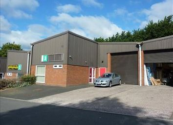 Thumbnail Light industrial to let in Unit 3, Aston Fields Industrial Estate, Phase II, Aston Road, Bromsgrove