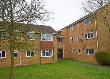 Thumbnail 2 bed flat for sale in Gregory Close, Rainham, Kent