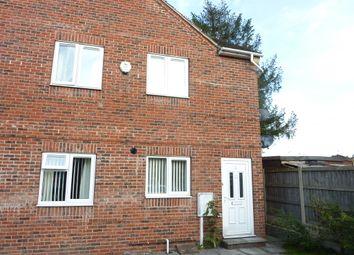 Thumbnail 2 bedroom flat to rent in Babworth Mews, Retford