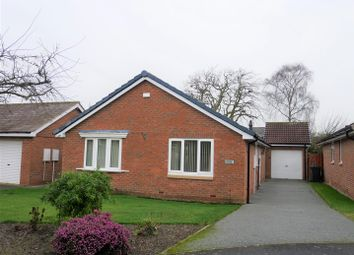 Thumbnail 3 bed detached bungalow for sale in Heron Rise, Huntington, York