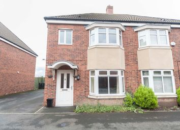 Thumbnail 3 bed semi-detached house for sale in Bailey Grove, Middlesbrough