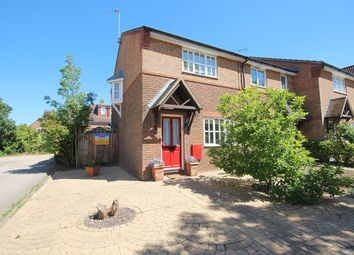 Thumbnail 2 bed end terrace house to rent in Stanstrete Field, Great Notley, Braintree