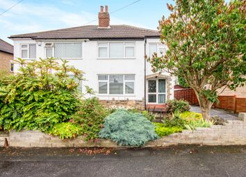 Thumbnail 3 bed semi-detached house for sale in Templegate Drive, Leeds
