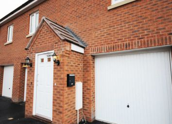 Thumbnail 1 bed flat to rent in Lancers Walk, Coventry