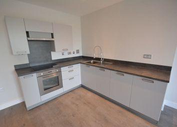 Thumbnail 1 bedroom flat to rent in Geneva House, Park Road, Peterborough