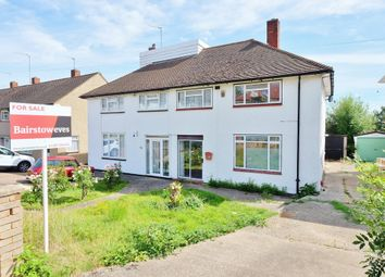 Thumbnail 3 bed semi-detached house for sale in Whippendell Way, St. Pauls Cray, Orpington