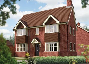 "Thumbnail 3 bedroom property for sale in ""The Sheringham"" at Chester Road, Malpas"