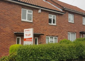 Thumbnail 3 bed semi-detached house to rent in Ravenshill Road, West Denton, Newcastle Upon Tyne
