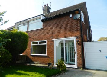 Thumbnail 3 bed semi-detached house to rent in Hillfoot Green, Woolton, Liverpool