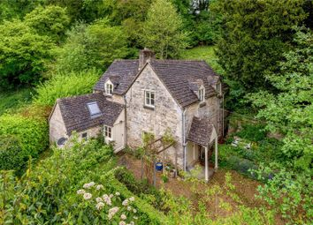 Thumbnail 3 bed detached house for sale in Tunley, Cirencester, Gloucestershire