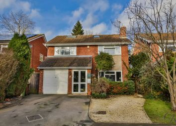 Thumbnail 4 bed detached house for sale in Grovelands Close, Charlton Kings, Cheltenham