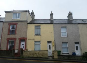 Thumbnail 2 bed terraced house to rent in 6, Tithebarn Street, Caernarfon