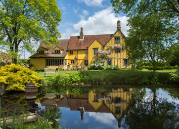Thumbnail 5 bed farmhouse for sale in Felsham, Bury St Edmunds, Suffolk