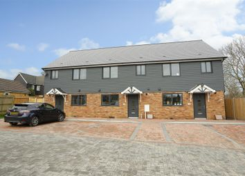 Thumbnail 3 bed semi-detached house for sale in Cornfield Close, Barnhurst Lane, Hawkinge, Folkestone