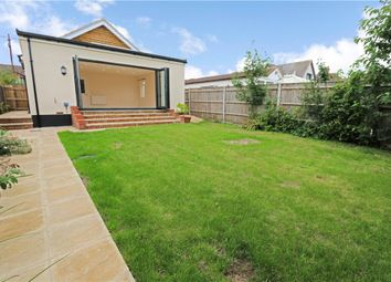 Thumbnail 4 bed detached bungalow for sale in Rownhams Road, North Baddesley, Southampton, Hampshire