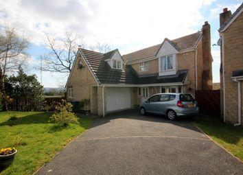 Thumbnail 4 bed detached house for sale in Eskdale Close, Burnley, Lancashire