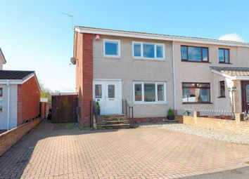 Thumbnail 3 bed semi-detached house for sale in 10 Ben More Drive, Paisley