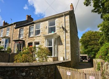 Thumbnail 4 bed detached house for sale in Station Hill, Praze An Beeble, Nr Camborne, Cornwall