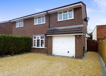 Thumbnail 4 bedroom property for sale in Booth Avenue, Sandbach