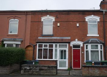 Thumbnail 2 bed terraced house to rent in Drayton Road, Smethwick