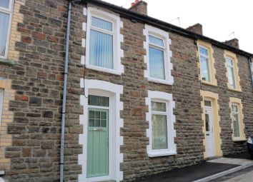 3 bed terraced house for sale in Lewis Street, Blackwood NP12