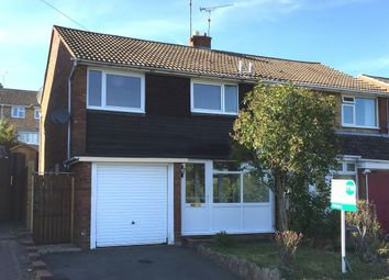 Thumbnail 3 bed semi-detached house for sale in Laurel Avenue, Polesworth, Tamworth
