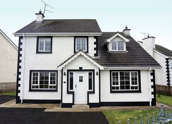 Thumbnail 4 bed detached house for sale in Harvest Meadows, Londonderry