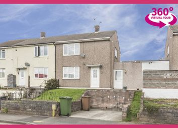 Thumbnail 2 bed semi-detached house for sale in Almond Avenue, Risca, Newport