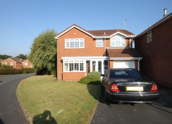 Thumbnail 4 bed detached house to rent in Formby Way, Bloxwich, Walsall