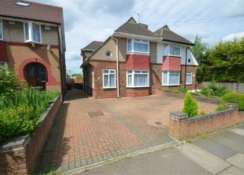 Thumbnail 3 bed semi-detached house for sale in Kenilworth Road, Edgware HA8, Middlesex