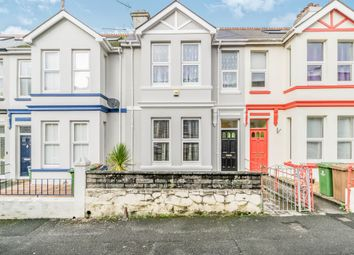 Thumbnail 4 bed terraced house for sale in Moorland Avenue, Plympton, Plymouth