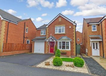 Ellerby Mews, Thornley, Durham DH6. 4 bed detached house