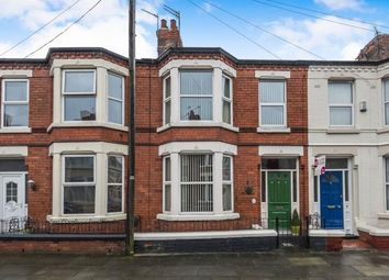 Thumbnail 3 bedroom terraced house for sale in Colwyn Road, Liverpool, Merseyside, England